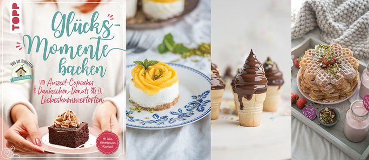 Maracuja Buttermilch Dessert mit Baiser Streuseln – Passion Fruit dessert mit Meringue Crumbles