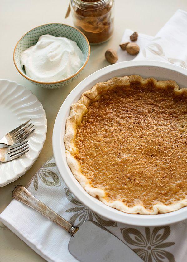 ... Custard Pies on Pinterest | Coconut Custard Pie, Egg Custard Pies and