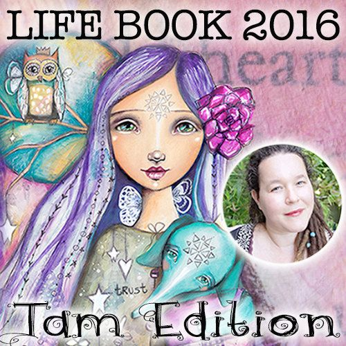 Life Book 2016 - Tam Edition by willowing on Etsy