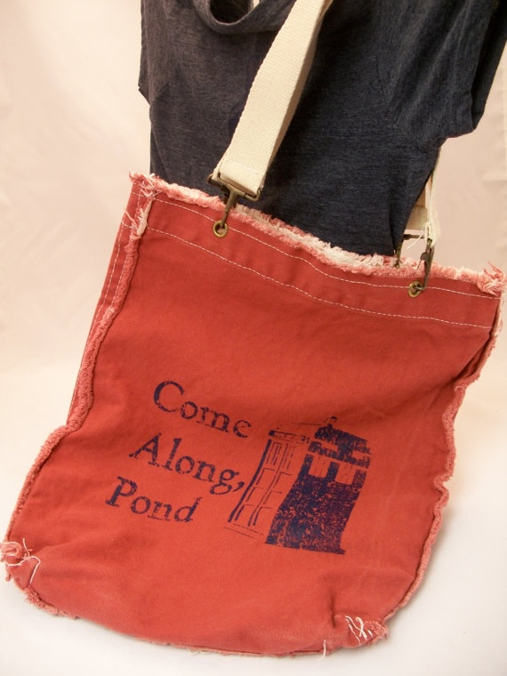 Come along Pond: Ponds Bags, Doctors Who Bags, Tardis Blue, Coming Along Ponds, Doctorwho, Bags Y, Doctor Who, Cool Stuff, Geeky Stuff