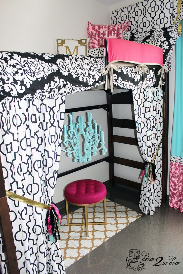 Kate Spade Inspired Dorm Room. Design Your Own Bedding. Choose From 1,000u0027s Part 78