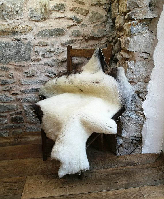 Lambskin Goatskin Rug