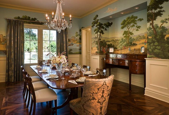 dining room room murals pinterest living rooms dining rooms and