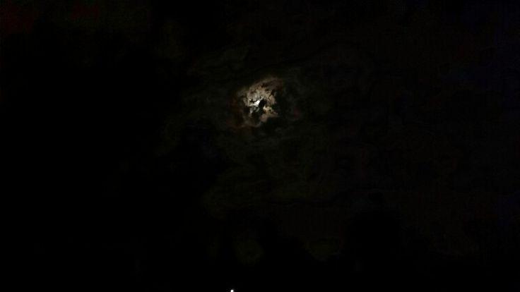 """Werewolf Moon, ""Supermoon 10 August 2014 Sunward Park Boksburg"