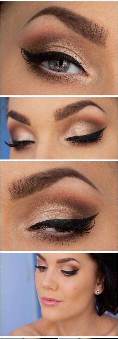 Inspiration maquillage mariée | www.makeupartist.fr