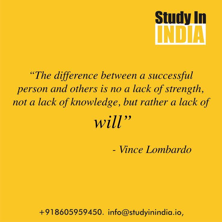 #StudyinIndia #Quoteoftheday #Quotes