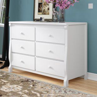 6b498b40edd5 White Dressers & Chest of Drawers You'll Love | Wayfair | room ...