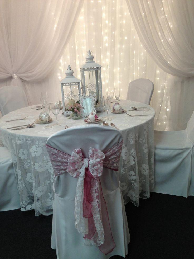 Fairy Lights Warm White Room