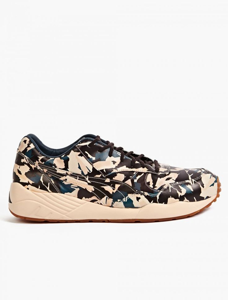 PUMA   Black X Bwgh Camouflage Leather Xs-698 Sneakers for Men   Lyst