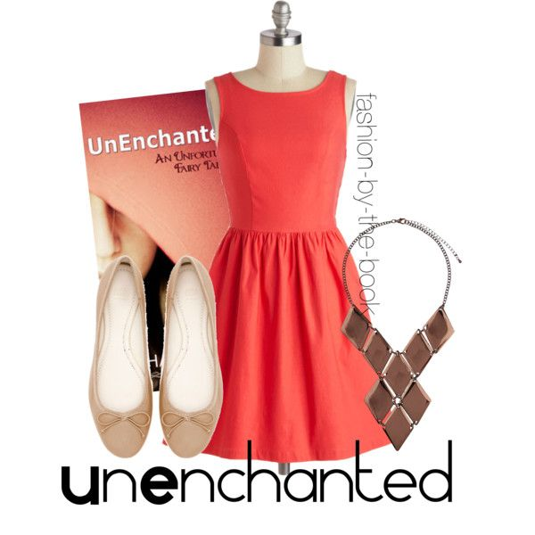 17 best unenchanted accesories images on pinterest fairy tales unenchanted book by chanda hahn fandeluxe Image collections