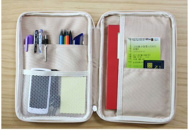 MochiThings.com: Better Together Note Pouch v4. Might fit iPad mini. Check dimensions.