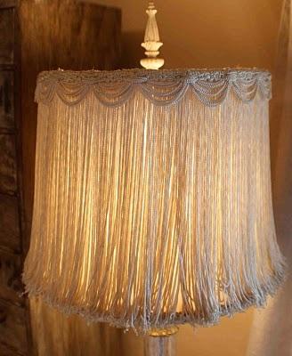 Paris Apartment Lamp Shade
