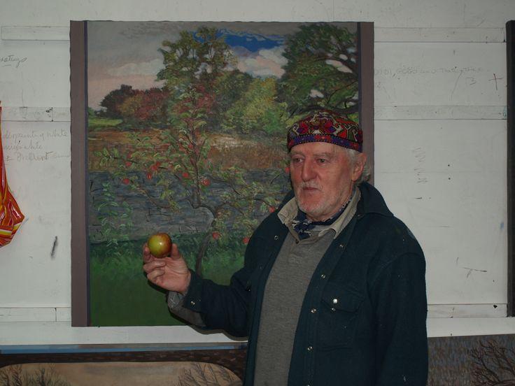 Brian Bourke Great Irish Artist
