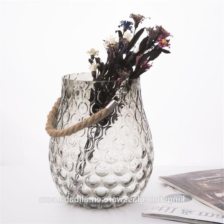 Cracked Glass Vases Wholesale