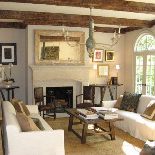Paint Ideas For Living Room Ireland: Best 25+ Exposed Beam Ceilings Ideas On Pinterest