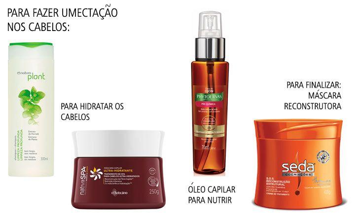 Sabrina, Marina e Thais falam sobre Dicas: como fazer umectação nos cabelos? no Coisas de Diva, seu blog de maquiagem, beleza e moda de Curitiba.