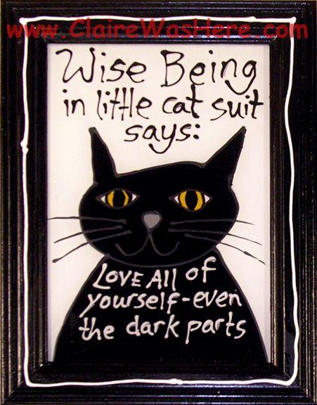love your dark parts