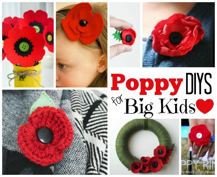 A fantastic set of Remembrance Day Activities. Grouped by age - you will find Poppy Crafts for Preschoolers, Poppy Crafts for Kids and Poppy Crafts for older kids or adults. Includes information about why we commemorate the fallen with the Poppy as a symbol. Remember to still donate to veterans charities please!