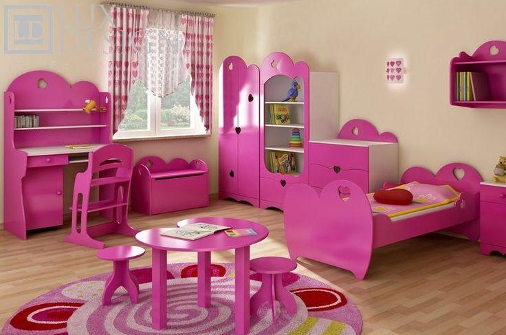 Meble dziecięce | http://www.luxdesign.com.pl/kategoria/12/dla-dzieci
