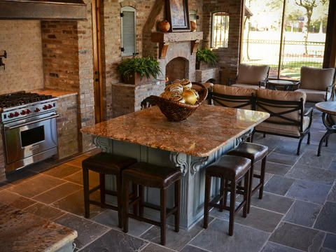 Exelent Louisiana Outdoor Kitchens Image - Home Design Ideas and ...
