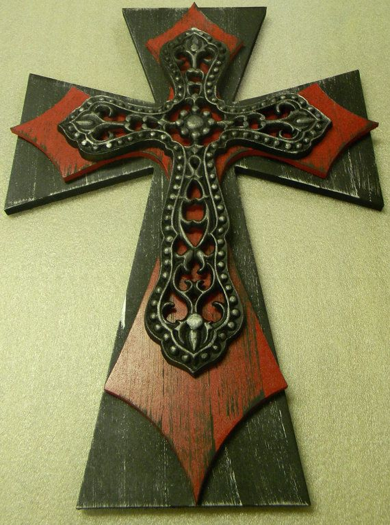 71 best Crosses images on Pinterest | Crosses, Crosses decor and ...