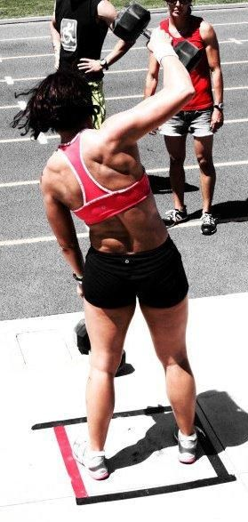 My coach is always saying to eat for fuel because we're small and need every advantage. Developed muscles assist with injury prevention and recovery, and overall mass will help us stay stable. However you're built--big or small--take care of your muscles, you're going to need them.   144lbs: Why Female Athletes Should Toss the Scale and Get a New Perspective