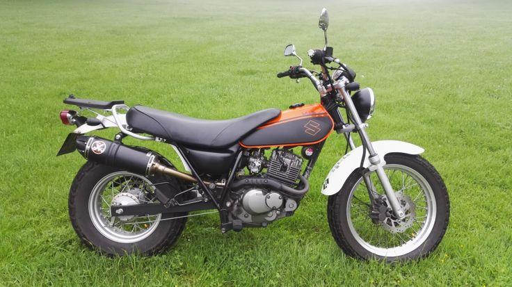 Suzuki VanVan-Club :: Re-Stylage Vanvan 2005 Goff Style