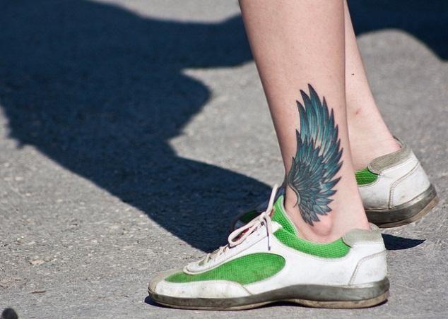 15 best Hermes wings images on Pinterest   Wing tattoos