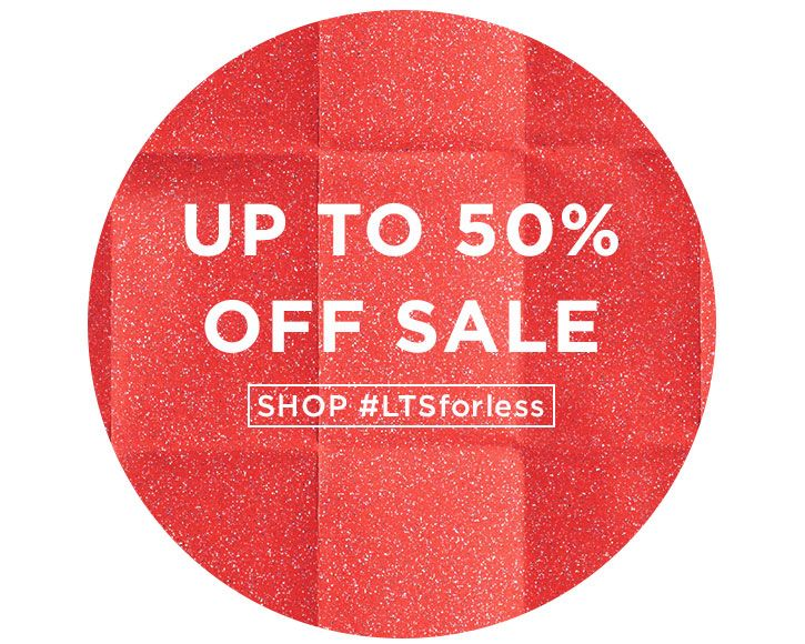 Long Tall Sally USA and Canada: Up to 50% off Sale