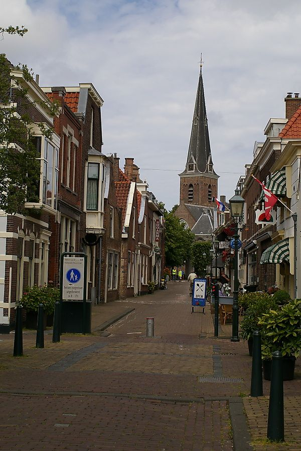 Kerkstraat Voorburg