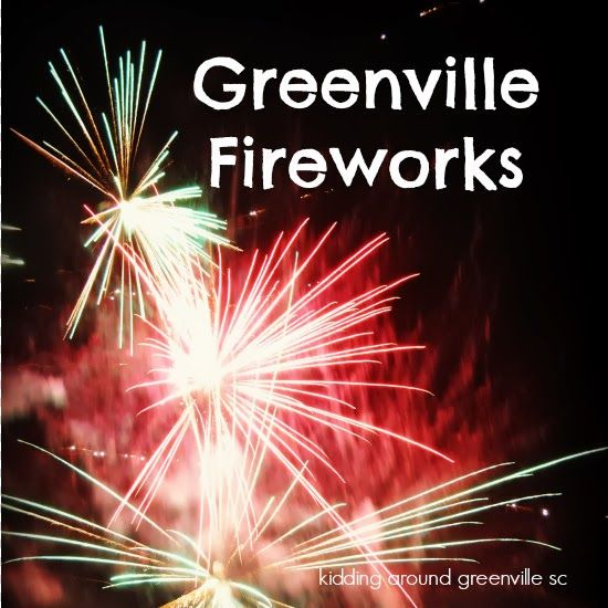 july 4th in greenville sc