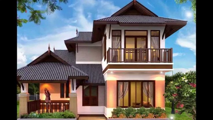 33 Best Thai House Architecture Images On Pinterest