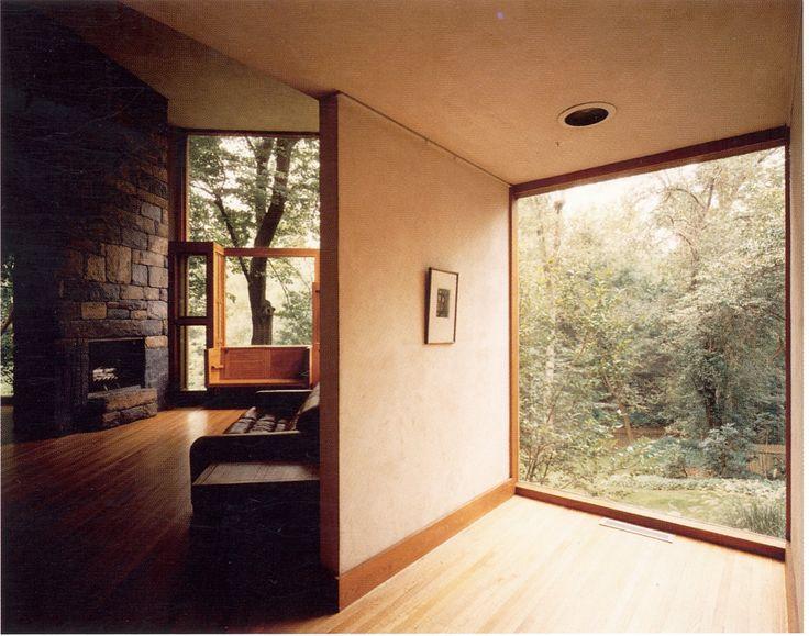 Louis Kahn, Fisher House, Hatboro PA