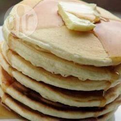 Panqueca americana bem fofinha @ allrecipes.com.br