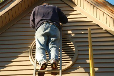 Prone to mold, mildew, and staining, vinyl siding should be cleaned regularly. Try this alternative to commercial cleaners.