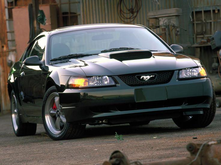 Ford Mustang Bullitt GT '2001