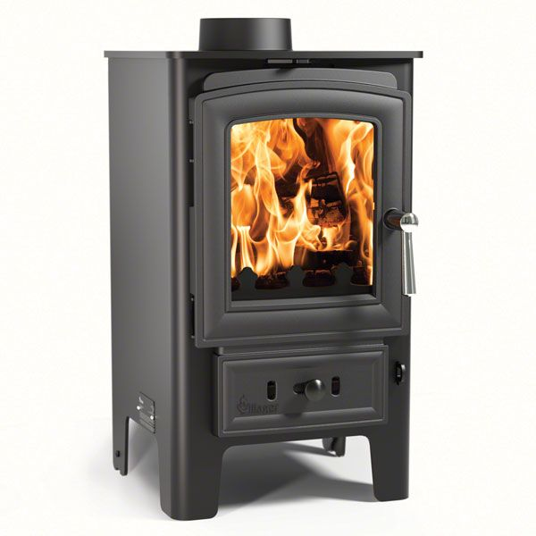 Arada Puffin 4.2kw Wood Burning Stove