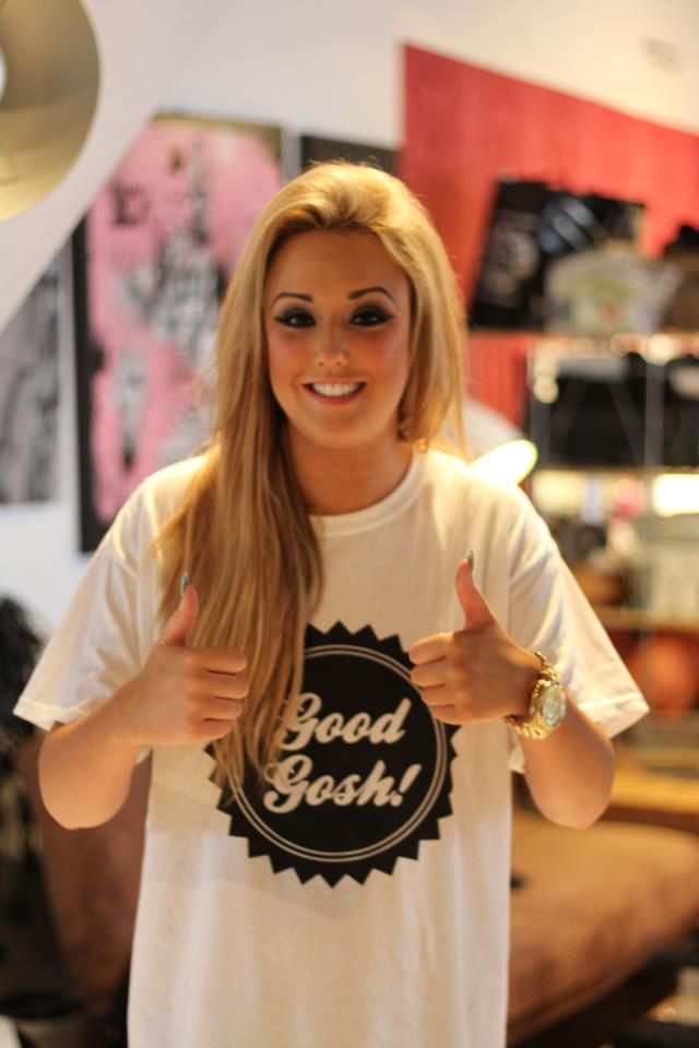 Geordie Shore's CharlotteLetitia Crosby!