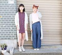 ヤング女子必見☆プチプラなのにこんなにおしゃれなしまめるコーデ♡ファッション・スタイルのアイデア☆