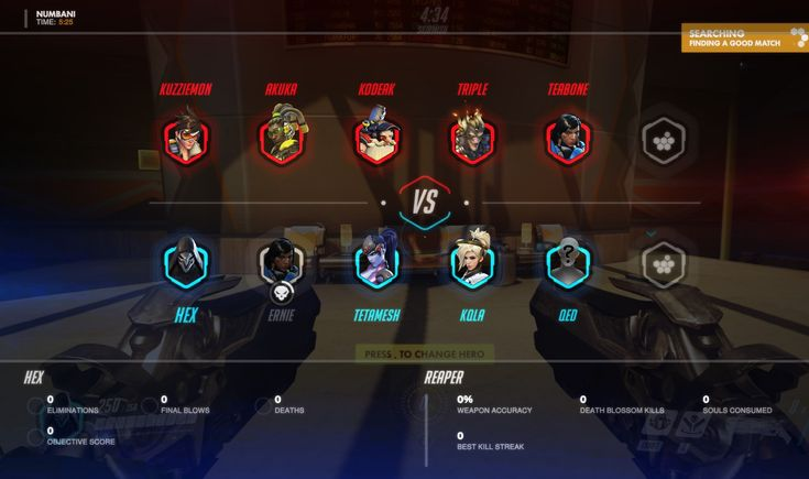 overwatch UI - Google Search