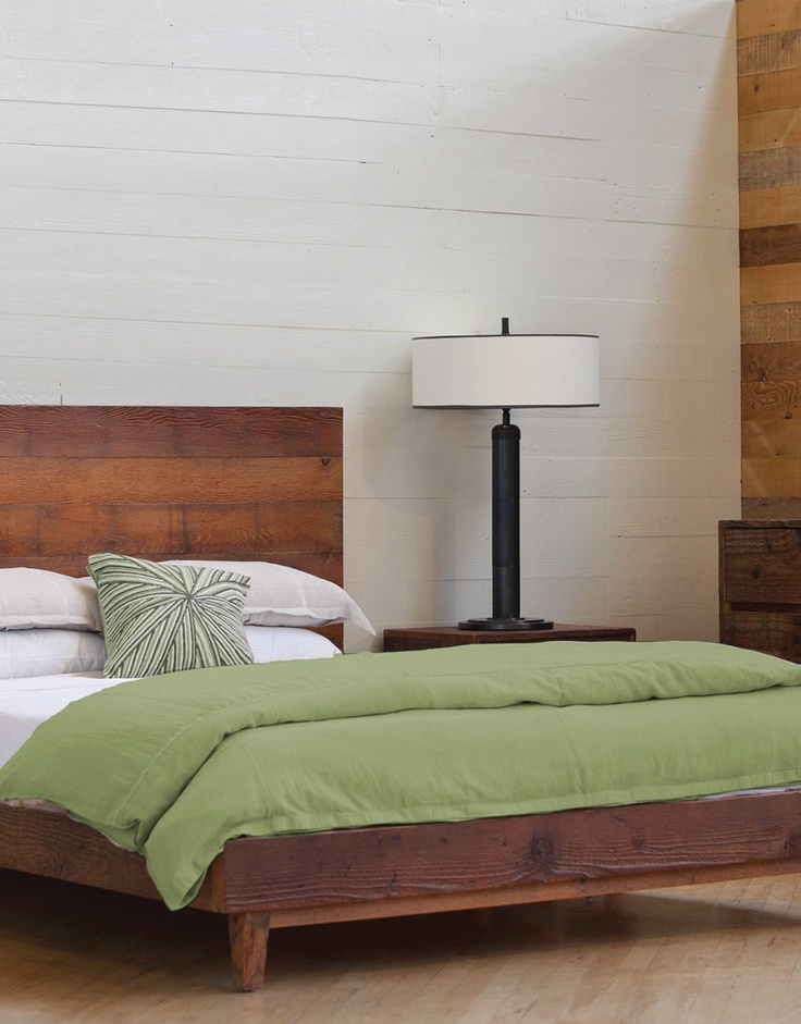 Wilshire Bed From Urban Woods Perfect For A Savvy Rest Natural Latex Mattress