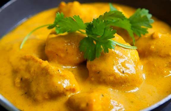 Slimming world: Chicken Korma Curry Recipe