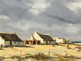 Arniston Cottages By Don Madge