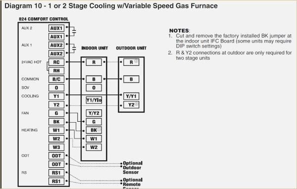 Trane Air Handler Wiring Diagram Thermostat Wiring Diagram American Standard