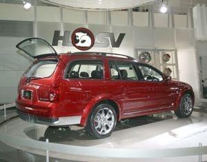 Holden Avalanche
