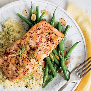 ... brown butter couscous grilled grouper with browned butter orange