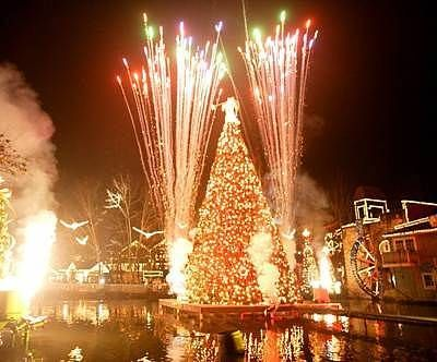Christmas at Dollywood - Smoky Mountain Christmas Festival.