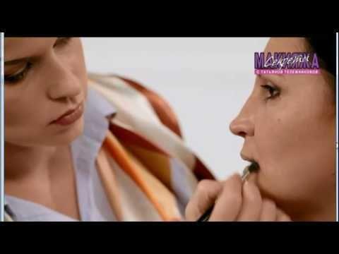 Возрастной  #макияж -  особенности и секреты!