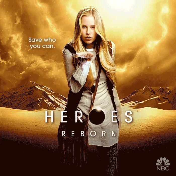 Heroes Reborn Danika Yarosh