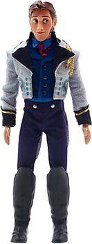 Disney Frozen Principe Hans Classic Bambola fashion: confronta i prezzi e compara le offerte su idealo.it